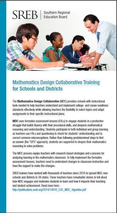 Collaborative Teaching Degree ~ Mathematics design collaborative southern regional
