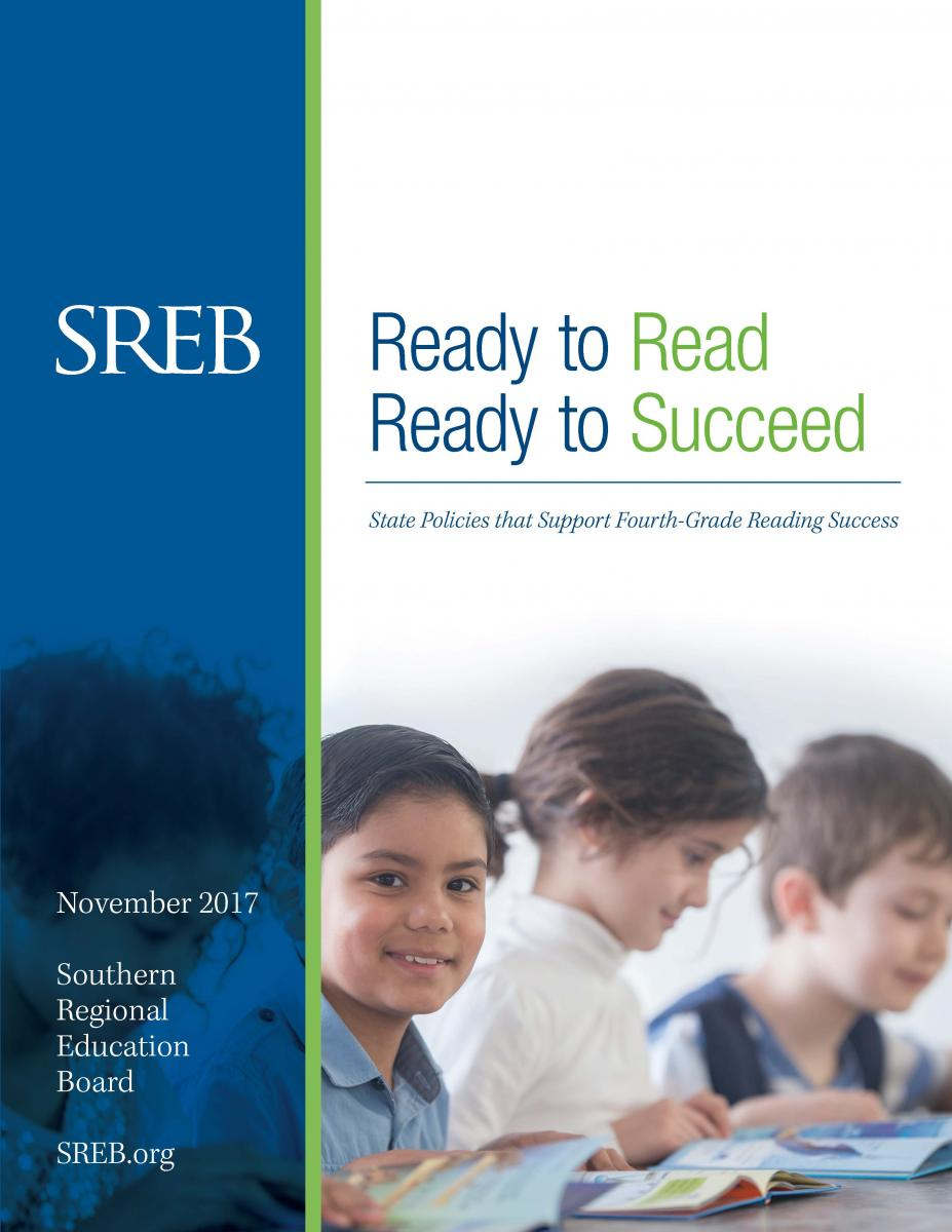 New Report State Of Learning >> New Report Recommends State Actions On Reading In The Early Grades