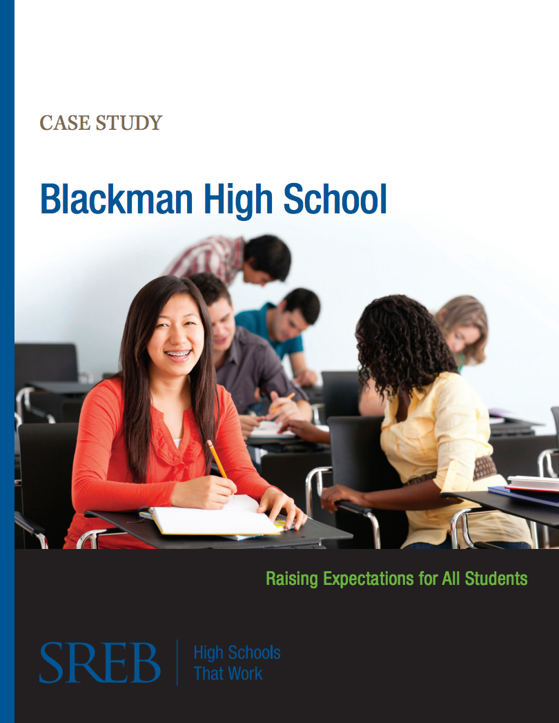 case study of high school Middle school, high school  reward school case studies announced that the tea had identified 7 campuses to take part in a best practices case studies project.
