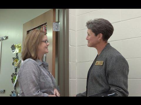 Visible Leadership Goes Far in Supporting Teacher Growth