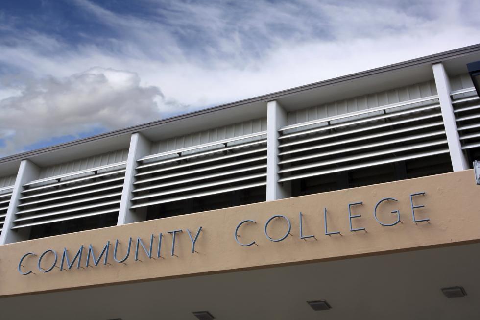 Kết quả hình ảnh cho (Community College in us