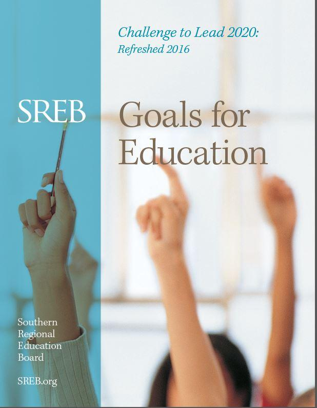 Challenge to Lead Goals for Education: Refreshed 2020 - Southern ...