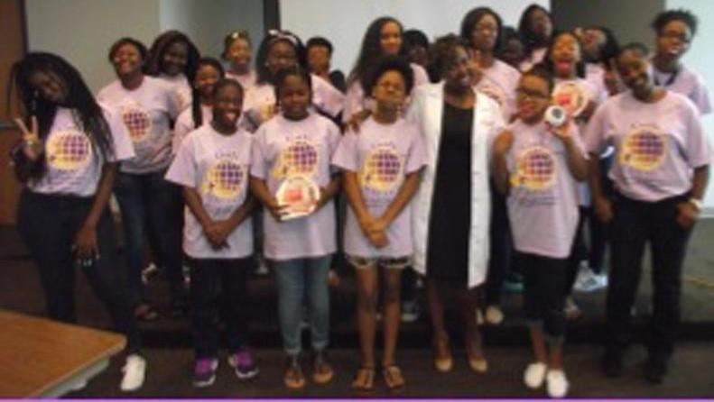 GIRLS IMPACT Group Photo