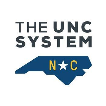 Image of University of North Carolina System logo