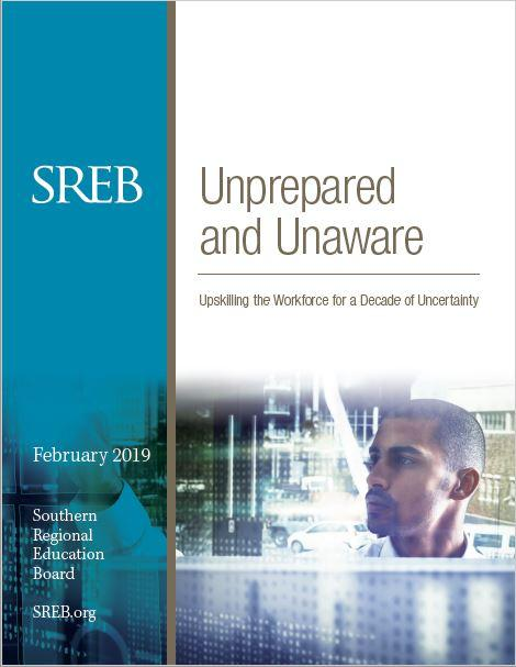Unprepared and Unaware report cover