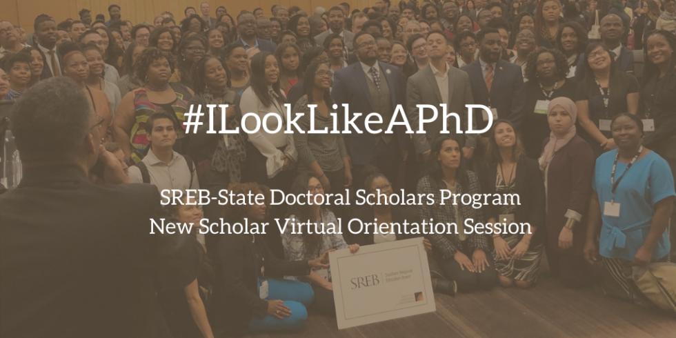 New Scholar Virtual Orientation