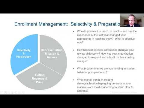 Enrollment Management and Strategy