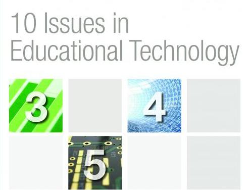 10 Issues in Educational Technology